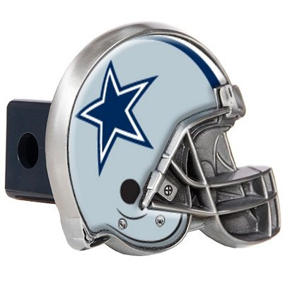 Great American Products Dallas Cowboys Helmet Trailer Hitch Cover