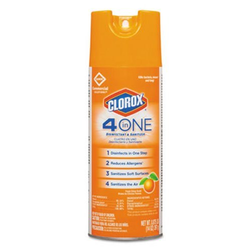 Clorox Commercial Solutions 4 in One Disinfecting Cleaner -