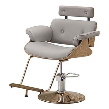 HYRL Chaise De Barbier Vieille Vieux Pour Salon Et Coiffeur