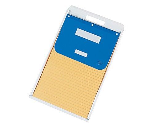 【予約中!】 ケルン7-2807-01カーデックス(アルミタイプ洋紙製ポケット)A4ブルー B07BD32B6T B07BD32B6T, 湖西市:5b20efaf --- senas.4x4.lt