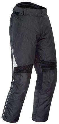 TourMaster Men's Venture Pants (Black, XX-Large) by Tourmaster