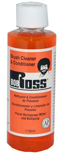 bob ross paint cleaner - 2