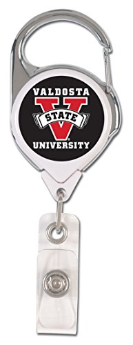 Valdosta State University Premium Badge Reel Id Holder for sale  Delivered anywhere in USA