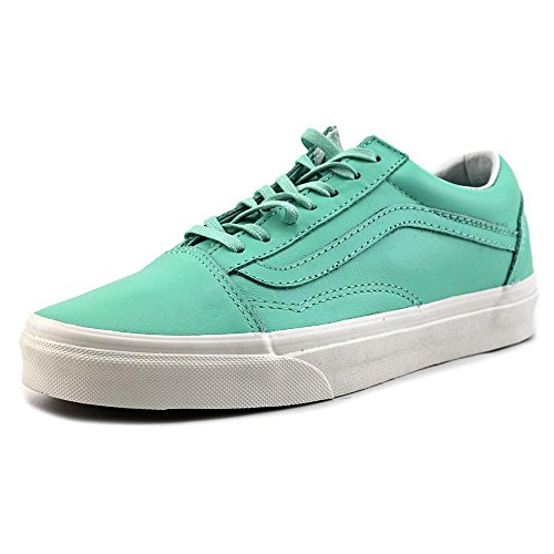 Vans Old Skool Pastel Pack Ice Green/Blanc de Blanc Skate Shoes (5.5 Mens/7 Womens)