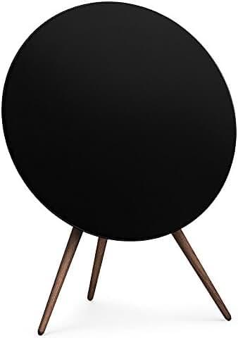 B&O PLAY by Bang & Olufsen Beoplay A9 Music System Multiroom Wireless Home Speaker (Black & Walnut)