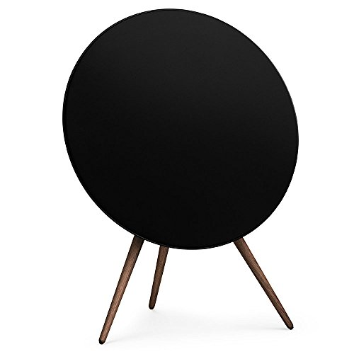 B&O PLAY by Bang & Olufsen Beoplay A9 Music System Multiroom Wireless Home Speaker, Works with Amazon Alexa (Black)