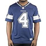 Dallas Cowboys NFL Dak Prescott Mens Nike Limited Jersey, Navy, X-Large