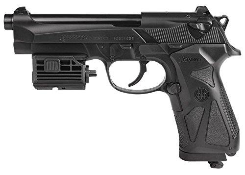 Beretta 90TWO CO2 BB Pistol & Laser air pistol