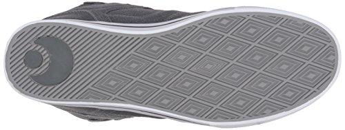 Chaussures de skate Osiris Clone pour homme Noir/noir/charbon de bois - - gris,