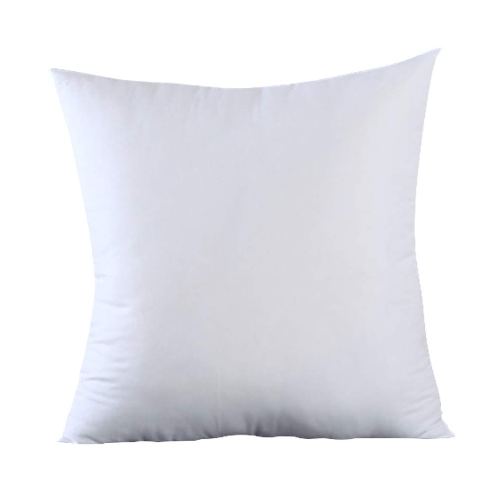 Poemay Premium Stuffer Pillow Insert Square Pillow Lining 19 L X 19 W White