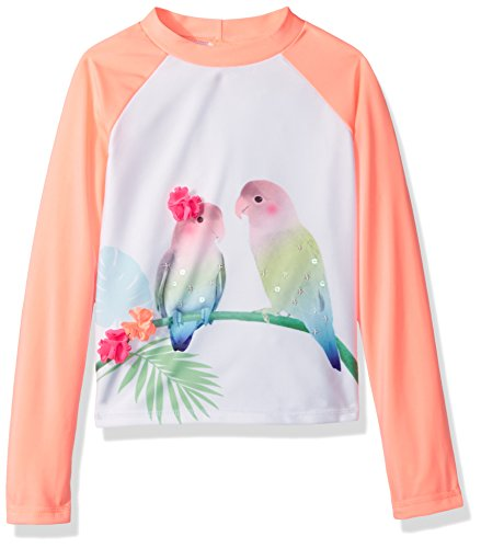 Gymboree Girls Sleeve Lovebird Rashguard product image