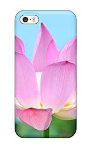 Best Iphone 5/5s Case Cover Skin : Premium High Quality Lotus Flower Case