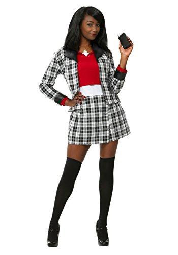 Jacket Costume Dea (Clueless Dee Plus Size Womens Costume)