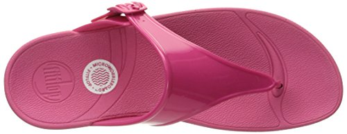 Fitflop Superjelly Flip-flop Bubblegum Voor Dames