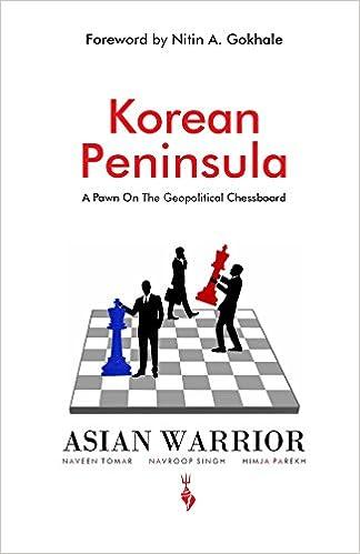 Korean Peninsula: A Pawn On The Geopolitical Chessboard 41R1%2BqNdzAL._SX322_BO1,204,203,200_