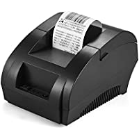 Aibecy POS-5890K 58mm USB Thermal Printer Receipt Bill Ticket POS Cash Drawer Restaurant Retail Printing