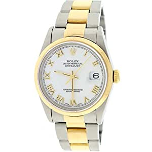 Rolex Datejust automatic-self-wind mens Watch 16203 (Certified Pre-owned)