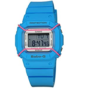 41R1 JuCmyL. SS300  - G-Shock Womens BGD501 Vintage Style Baby-G Series Stylish Watch - Blue / One Size