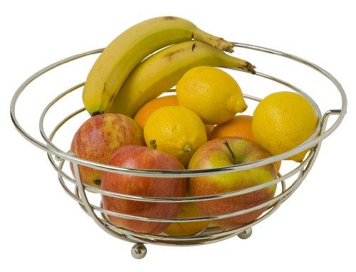 Stainless Fruit Basket - 7