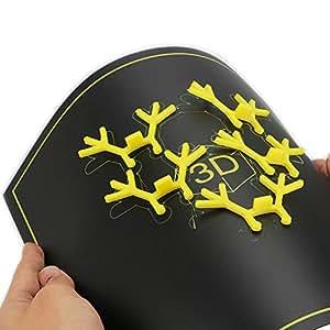 Amazon.com: dezirZJjx - Placa de impresión 3D, imán de ...