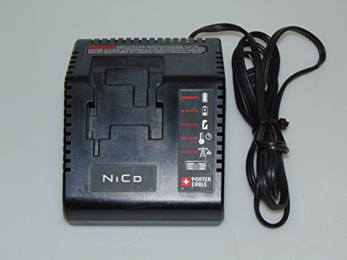 PORTER-CABLE multi-volt 18 volt 18v 12v PCMVC NiCad 1 hour fast charger PC18B - Store Return/No Package
