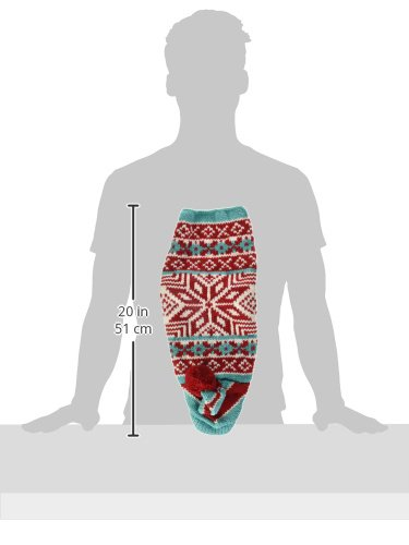 Chilly Dog Peppermint Hoodie, Small by Chilly Dog