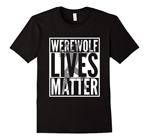 Mens Funny Halloween Costume Ideas 2017 Werewolf Shirt 2XL Black