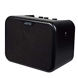 JOYO MA-10E Electric Guitar Amplifier, Mini Electric Amp, Portable Amp for Guitar, with Dual Channel & Aux In Jack