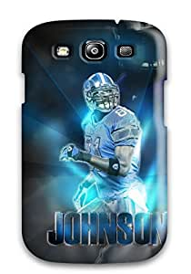 Hot New Calvin Johnson Case Cover For Galaxy S3 With Perfect Design