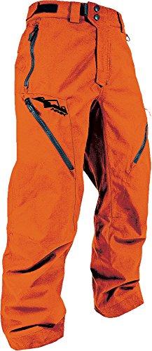 HMK Hustler 2 Pants, Distinct Name: Orange, Gender: Mens/Unisex, Primary Color: Orange, Size: 3XL HM7PHUS2O3X by HMK