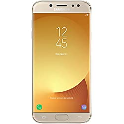 "Samsung Galaxy J7 Pro SM-J730GM/DS 32GB Gold, Dual Sim, 5.5"", 13MP, GSM Unlocked International Model, No Warranty"
