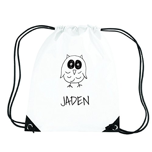 JOllipets JADEN Turnbeutel Sport Tasche PGYM5446 Design: Eule M64fA