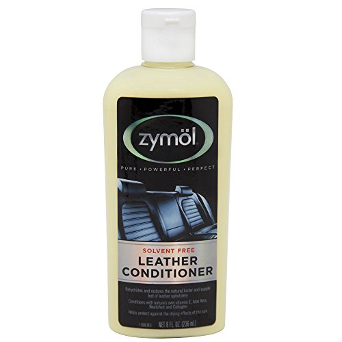 Zymol Leather Cleaner (Zymol Z509 Leather Conditioner - 8 oz.)