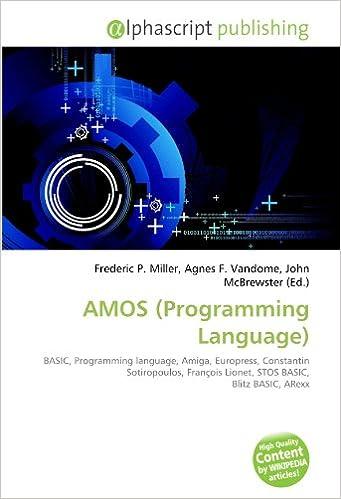 AMOS Programming Language : BASIC, Programming language, Amiga ...