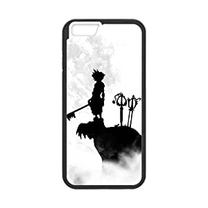 iPhone 6 4.7 Inch Case Covers Black Kingdom Hearts Y3LE