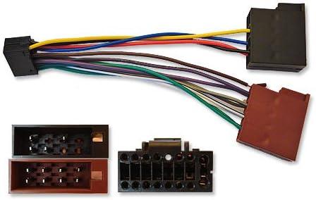 Connecteur ISO; Kenwood; PIN:22 1 Pcs