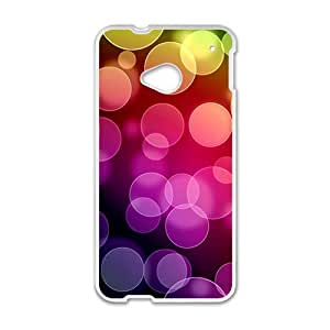 Happy Colour Phone Case for HTC One M7 case