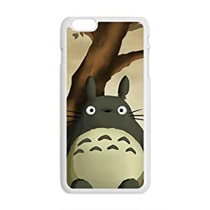 HGKDL Lovely Totoro Cell Phone Case for Iphone 6 Plus