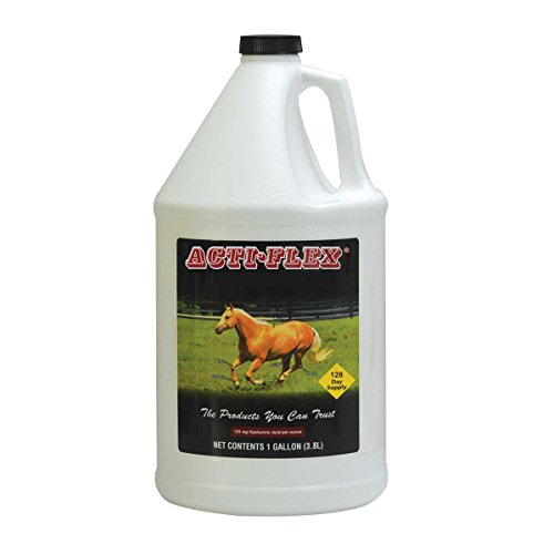 Cox Veterinary Acti Flex Joint Compound, Gallon (128 oz) by Cox Vet Labs