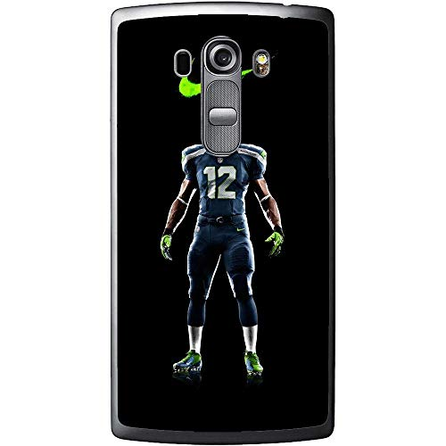 Silicone Case Seahawks 12 LG G4 Beat G4s H735