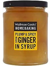 Stem Ginger in Syrup Waitrose 350g