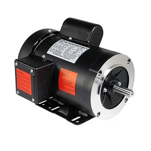 Worldwide Electric NT12-18-56CB Frame Motors Single-Phase...