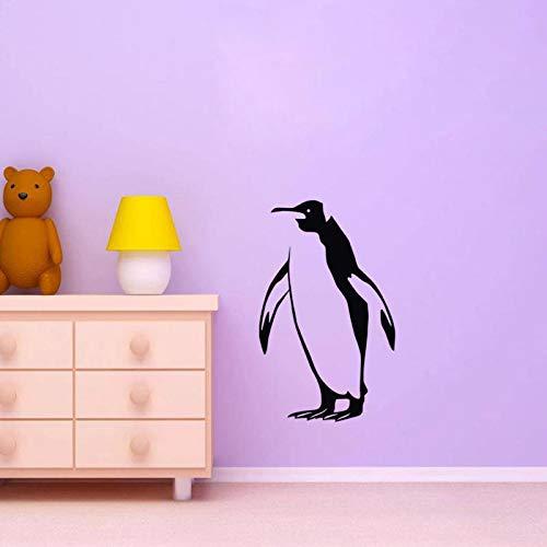 lyclff Pingüino Pegatinas de Pared Niños Dormitorio Tatuajes de ...