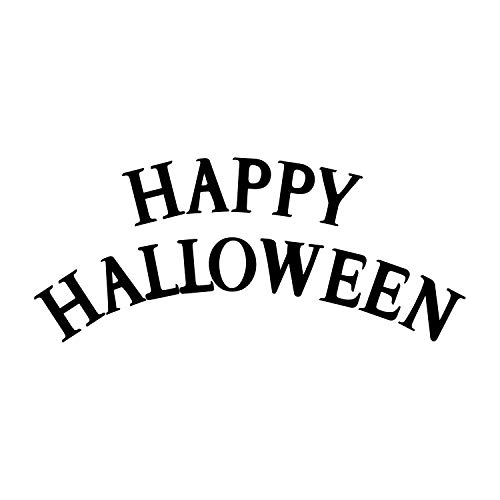 Happy Halloween Quotes For Kids (Vinyl Wall Art Decal - Happy Halloween - 19