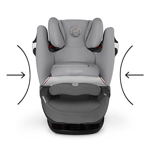 cybex pallas m si ge auto volutif avec bouclier sans. Black Bedroom Furniture Sets. Home Design Ideas