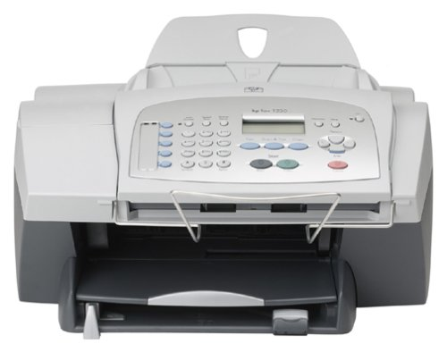 UPC 808736535540, HP 1230 Plain-Paper Inkjet Fax Machine