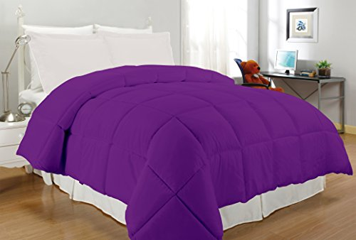 South Bay own Alternative Comforter, King, Purple
