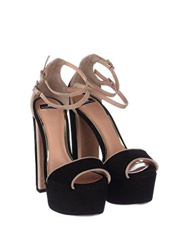 supply Elisabetta Franchi Elizabeth Franchi Shoe Woman Spring/Summer 2018 MainApps 241 (Nero/Carne) best deals shipping discount sale sneakernews latest cheap online xRP3h