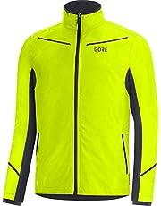 GORE WEAR Heren R3 GORE-TEX INFINIUM Partial jas, Neongeel/Zwart, L