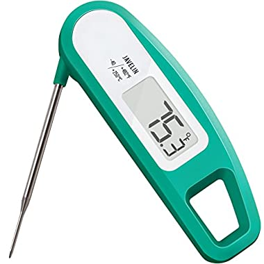 Ultra Fast & Accurate, High-Performing Digital Food/Meat Thermometer - Lavatools Javelin/Thermowand (Mint)